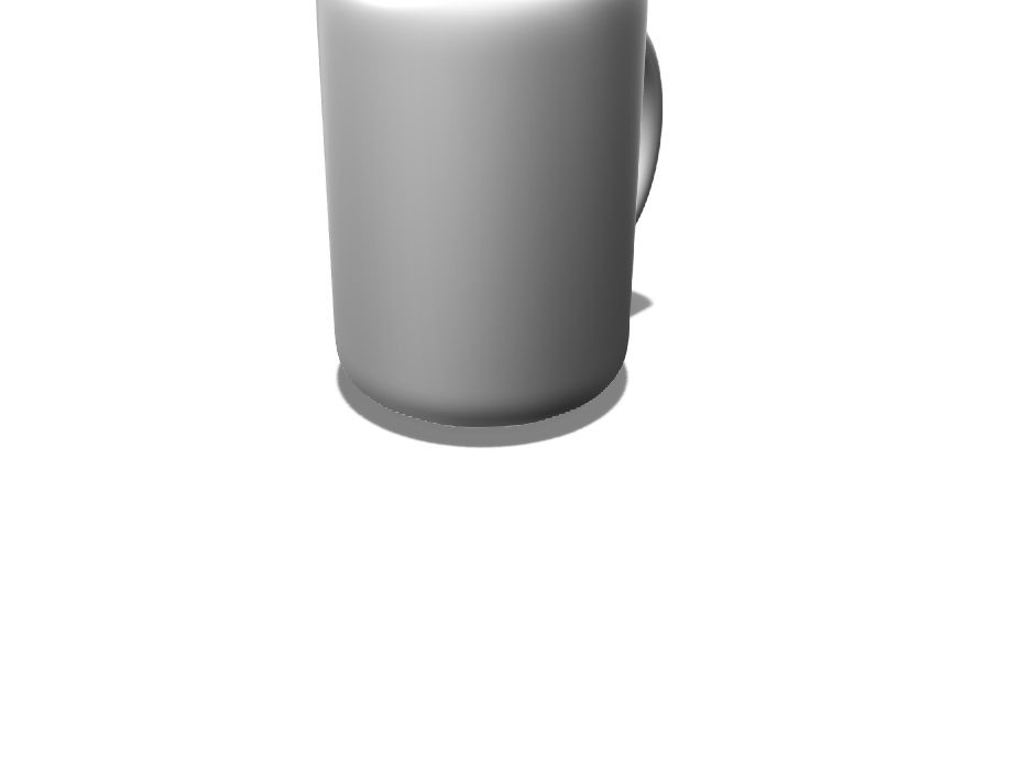 crispy mug - 3D design by jacobdlv Dec 13, 2017