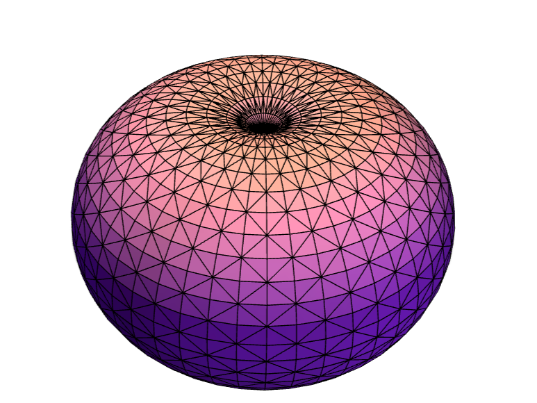 Torus - 3D design by derrek777 Apr 2, 2018