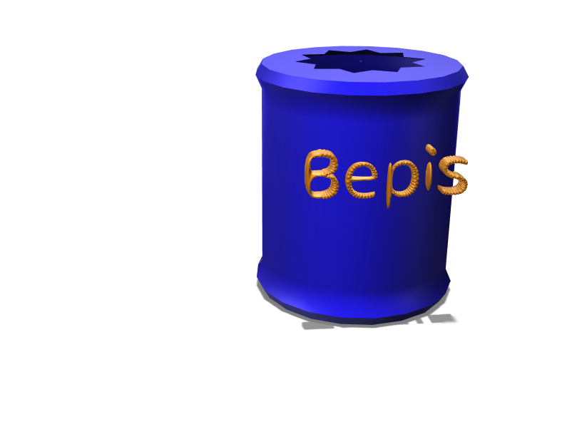Bepis - 3D design by 23wentzelb Mar 20, 2018