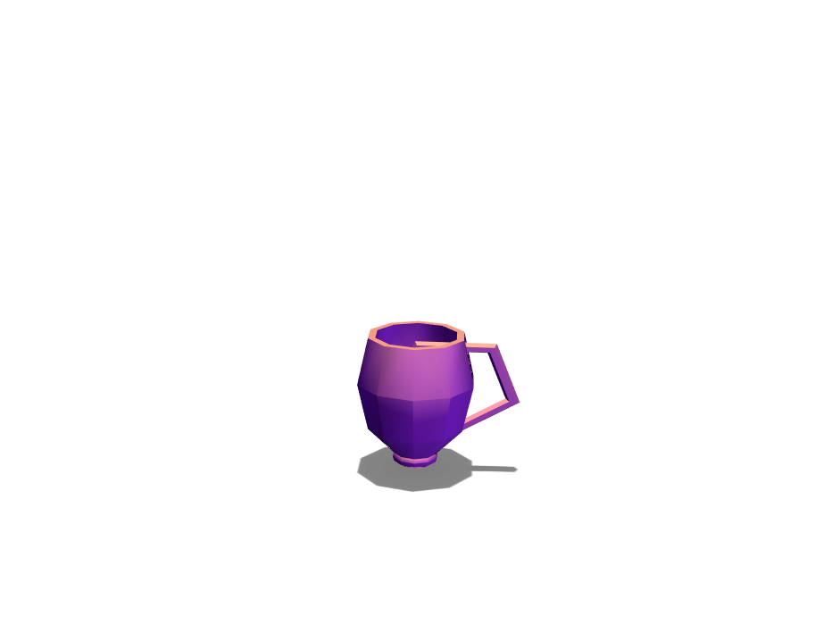 Mug - 3D design by 19riesj Dec 15, 2017