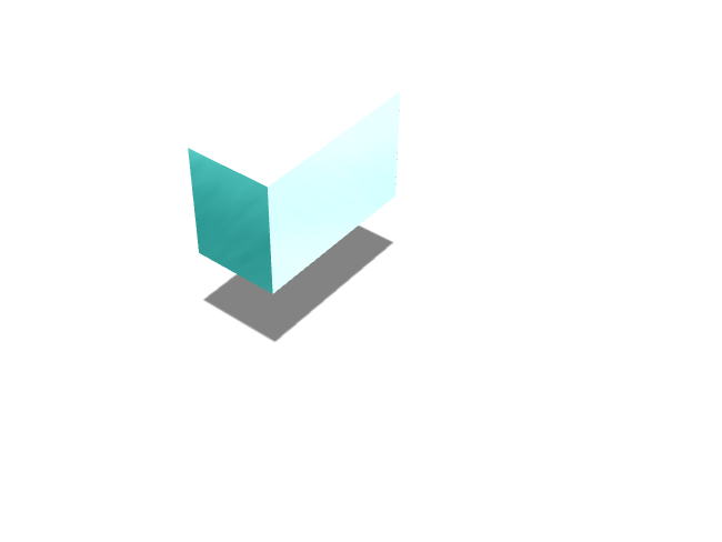 Cuboid - 3D design by Saket Thakur on Mar 16, 2018
