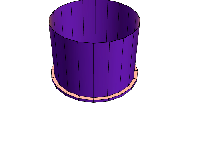 Cup-Bella - 3D design by isabellagill on Sep 20, 2017