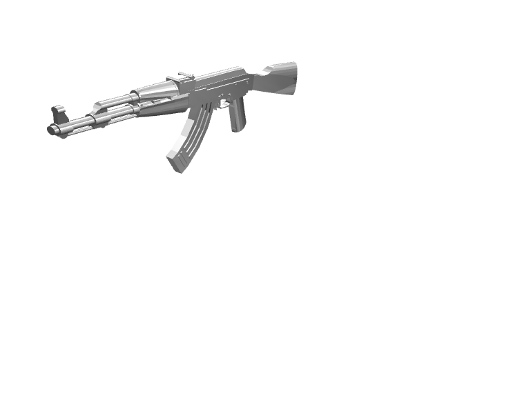 gun - 3D design by wbfnitzj19 Dec 5, 2017