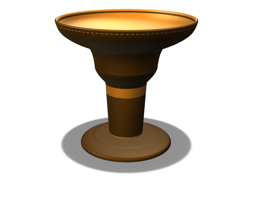 CUP - 3D design by mtaggart May 21, 2018