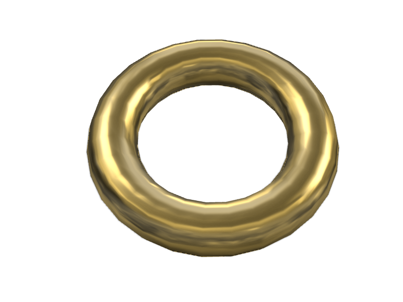 Sonic Ring - 3D design by Jakob Henerey on May 22, 2018