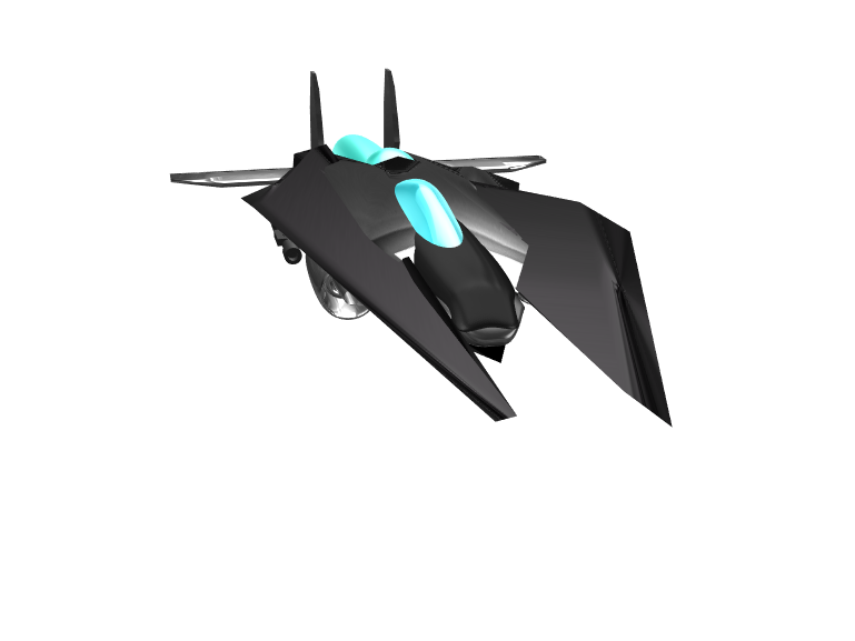 y3-43 modified Fighter Jet - 3D design by boi man Apr 23, 2018