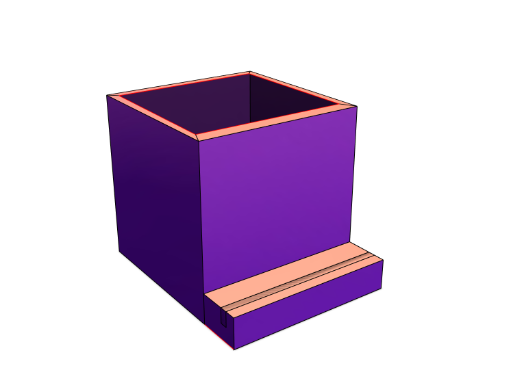 IYP Box1 - 3D design by Juan M Sarabia Sep 12, 2017