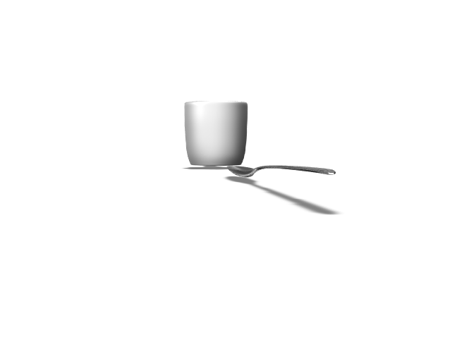 cup - 3D design by Amanda Smith Apr 24, 2018