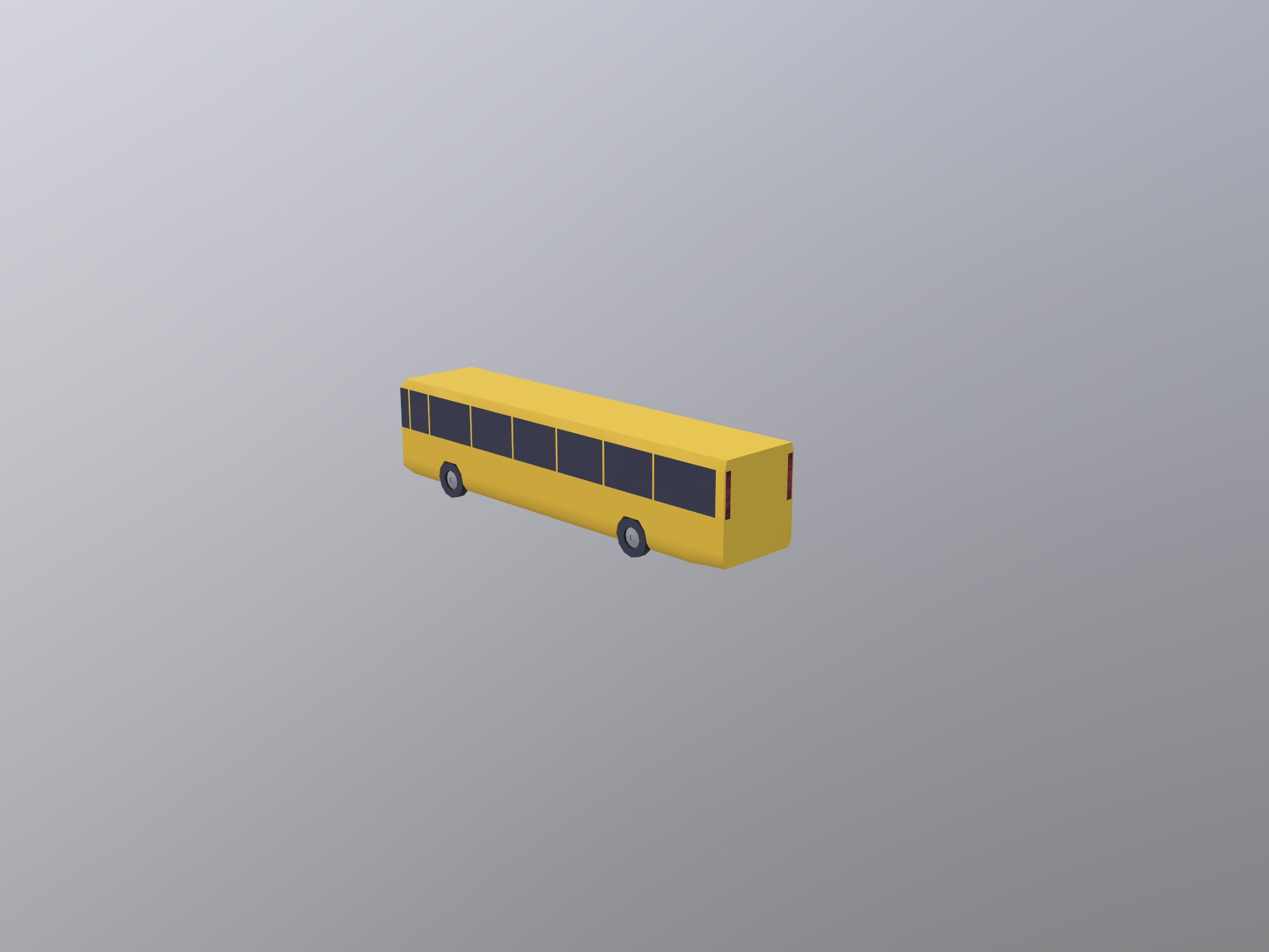 bussss - 3D design by veshraj ghimire Oct 20, 2018