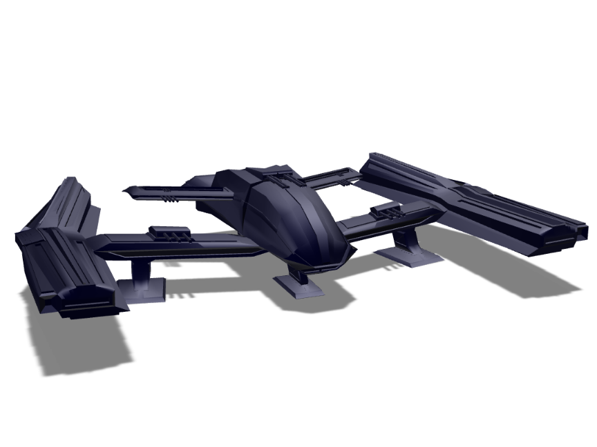 space fighter jet - 3D design by exelever 25 Sep 9, 2017