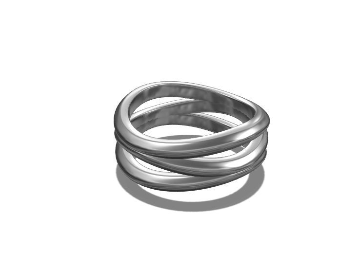 VECTARY_ring - 3D design by Genny Pierini Sep 14, 2017