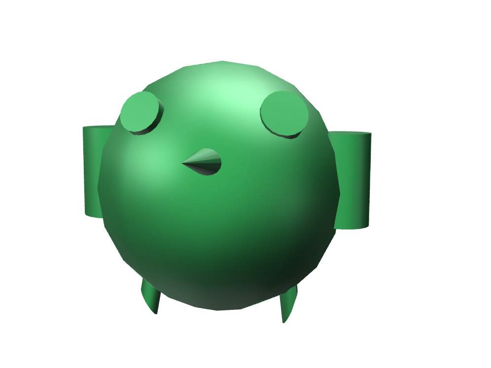 flappy flapps - 3D design by James Broccoli Jul 28, 2017
