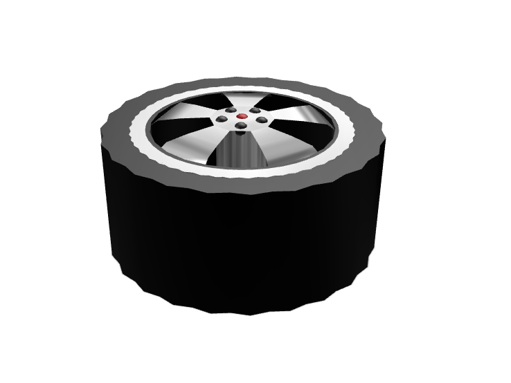 WHEEL - 3D design by karoxplayandlisten Feb 3, 2018