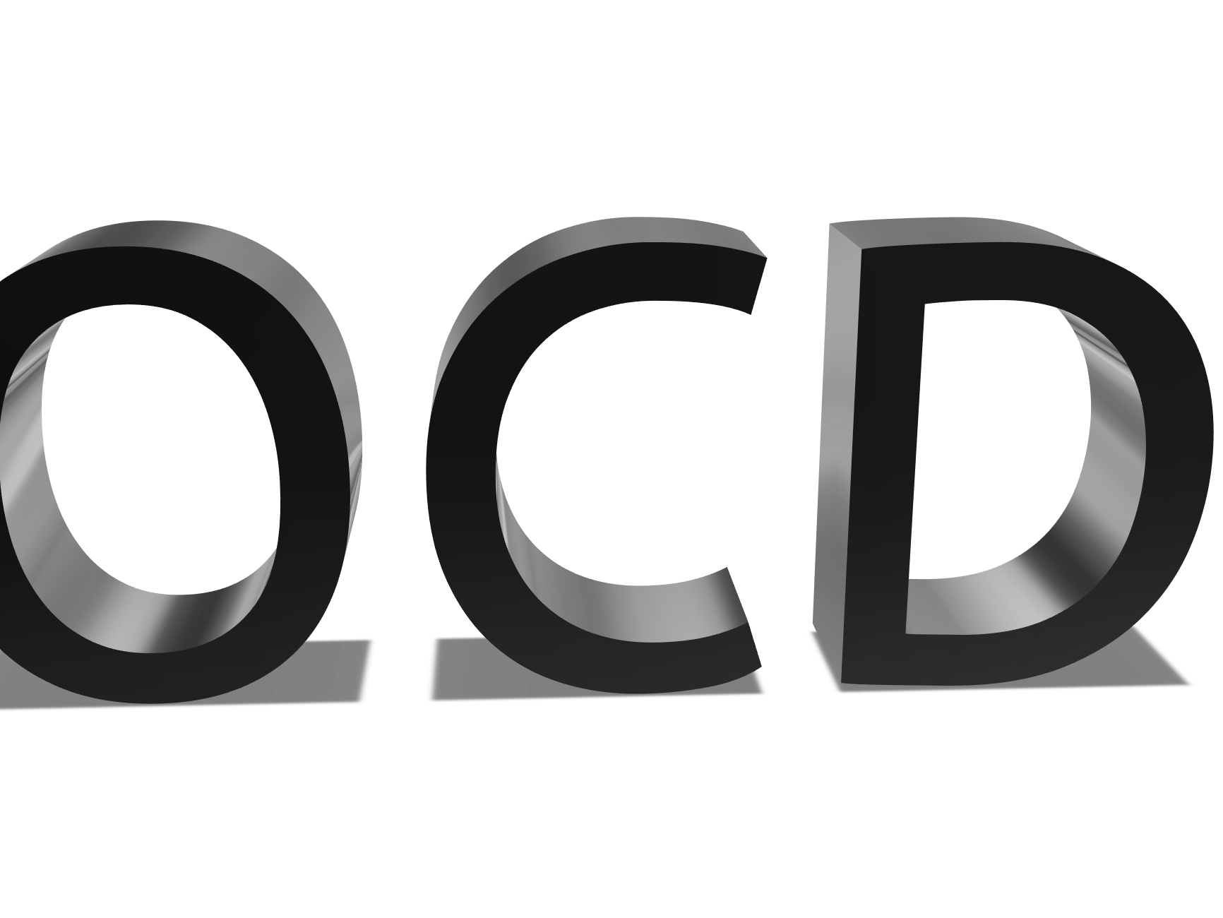 OCD - 3D design by House Trax on Mar 7, 2018