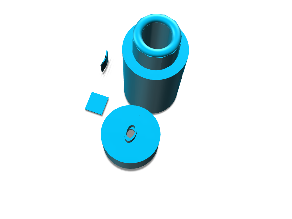 Keepcup - 3D design by leonenstephen Nov 17, 2017