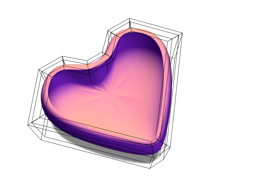 Bowl of Love - 3D design by natha6520 May 18, 2018