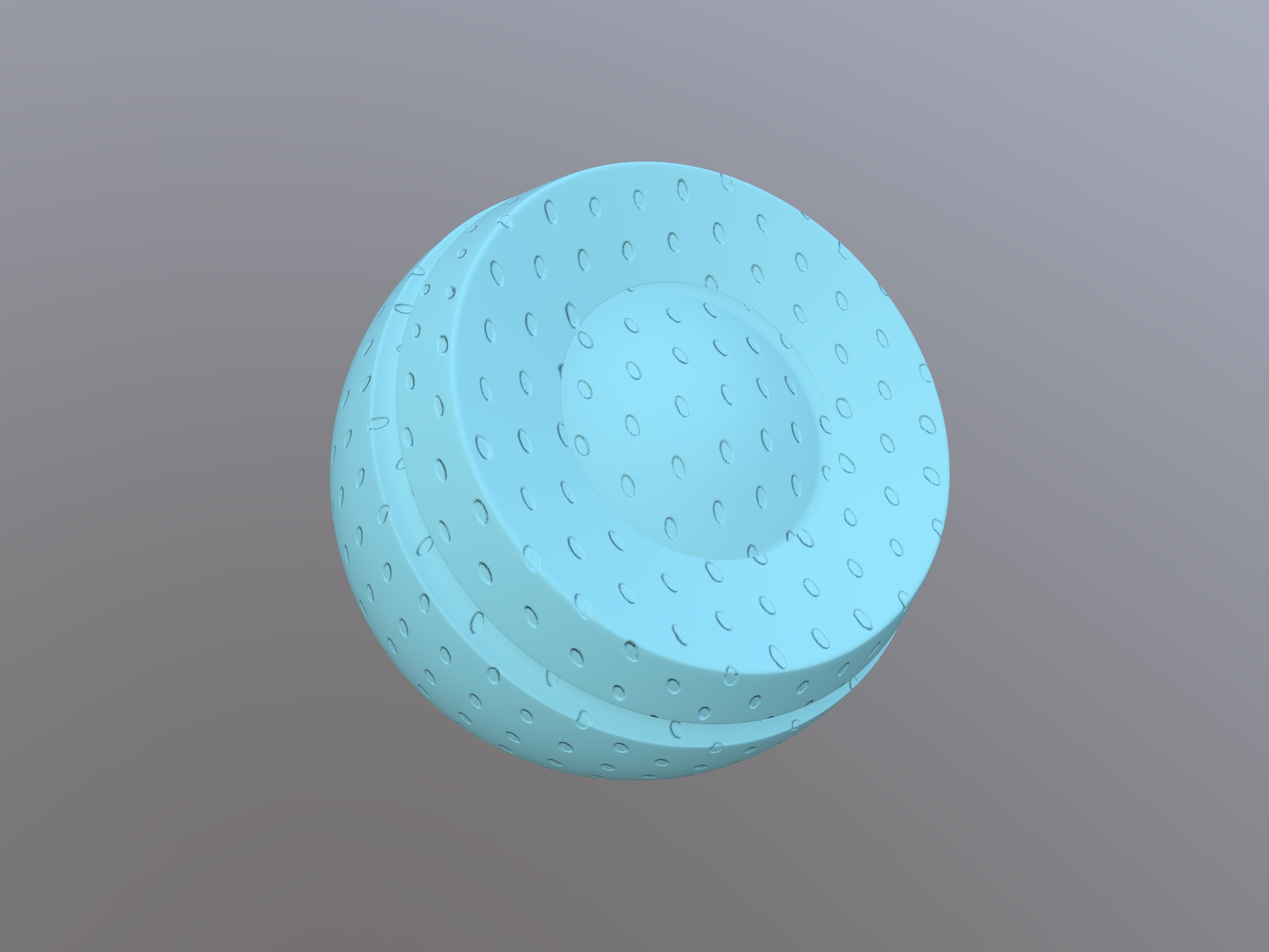 Dot Pattern - 3D design by Vectary Materials on Nov 8, 2018