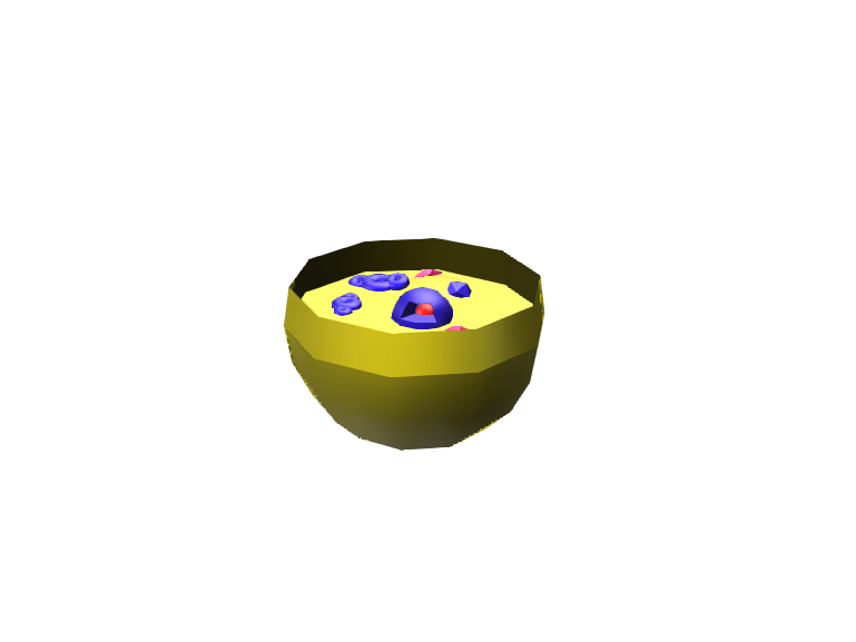 cell - 3D design by jacob.friess15 on Feb 8, 2018