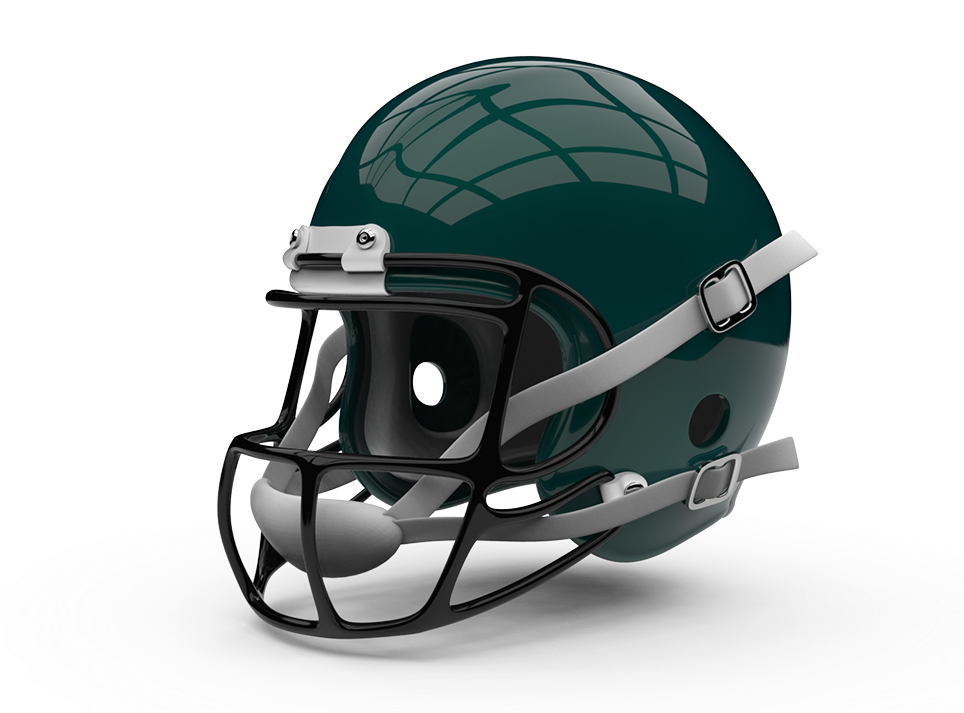 NFL Helmet - 3D design by VECTARY Feb 20, 2018