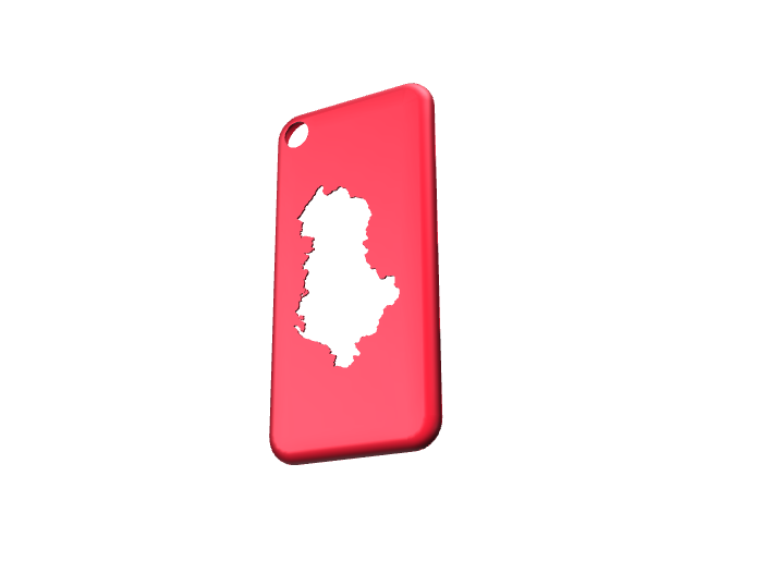 iPhone 7 cover template | MyMiniFactory Design Competition - 3D design by Andí Metałiaj Aug 16, 2017