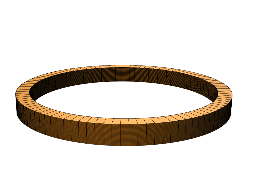 ring - 3D design by Martin Dzurňák Feb 15, 2018