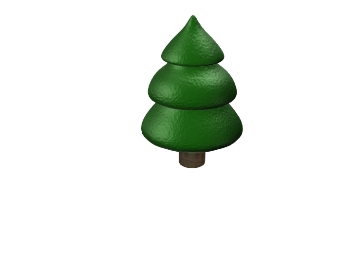 christmas tree - 3D design by Dylan Manion Nov 29, 2017