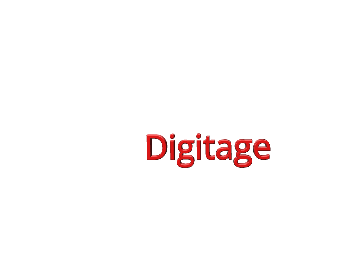 digitage - 3D design by zin maung maung on May 20, 2018