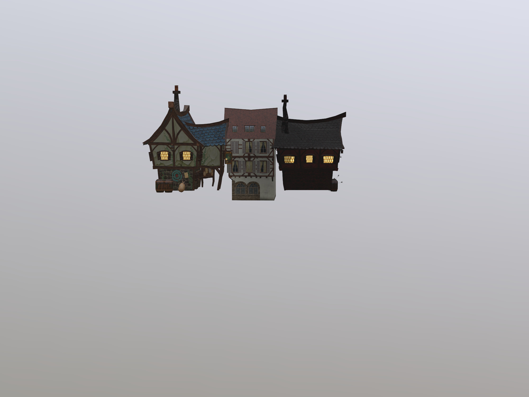 The Inn (copy) - 3D design by monikamoon14 on Dec 16, 2018