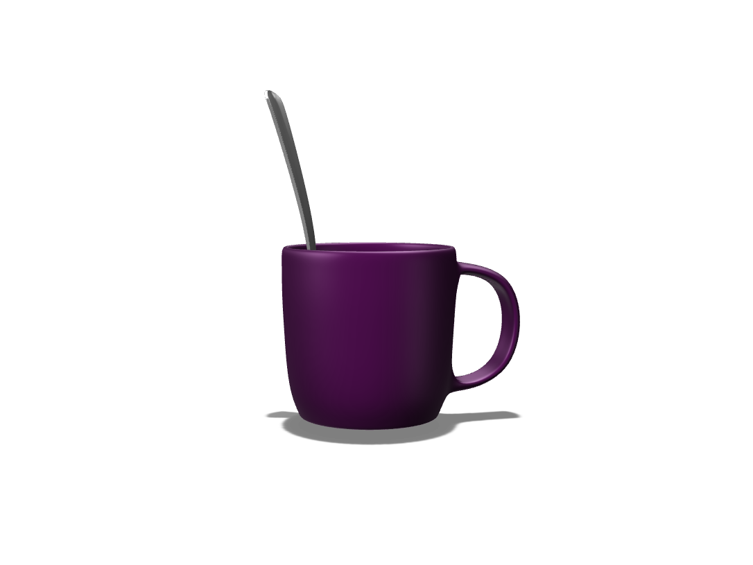 Mug - 3D design by Miles J. Litteral Jun 6, 2018
