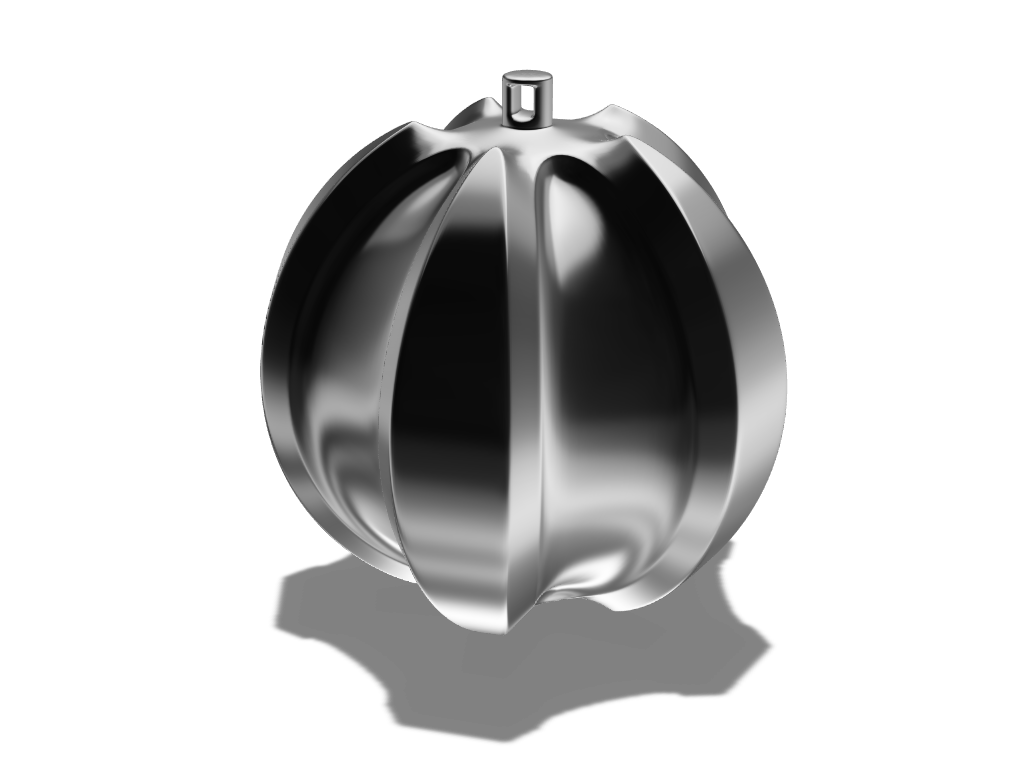 Undefined bauble - 3D design by liwolisu on Dec 20, 2017
