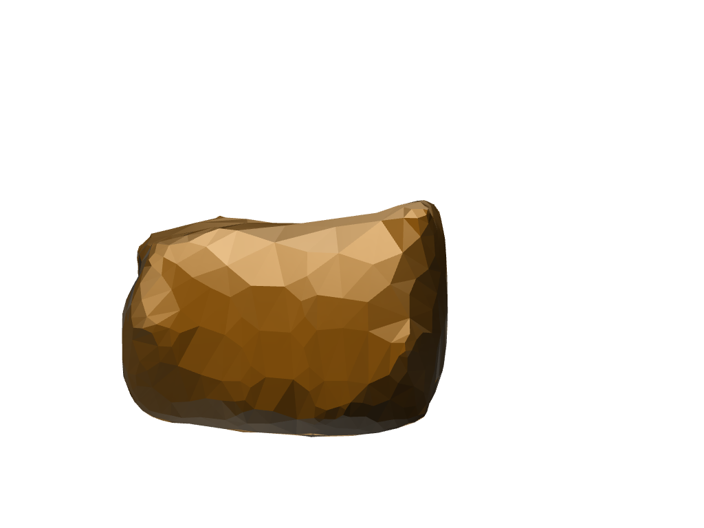 LOWPOLYGON Rock - 3D design by leon.skalczynski Nov 10, 2017