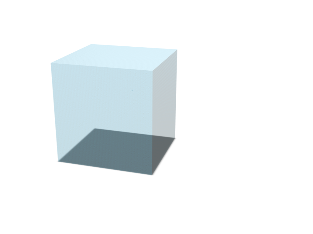 cube - 3D design by Aaron Barajas on Mar 18, 2018