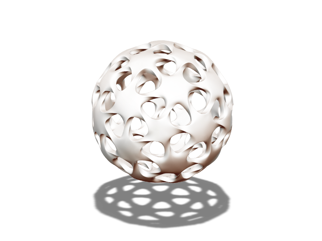 J&W bauble 08 - 3D design by baubleblaster Dec 21, 2017
