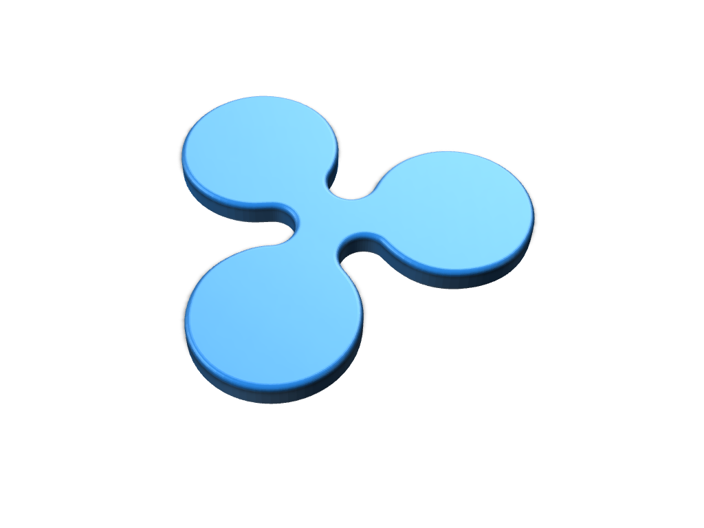 Ripple Logo - 3D design by Dominic Sammy de Luca Dec 11, 2017