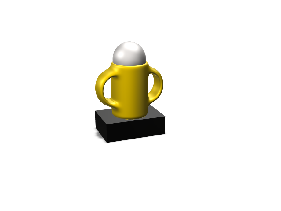 Egg cup - 3D design by curtr041.315 Mar 16, 2018