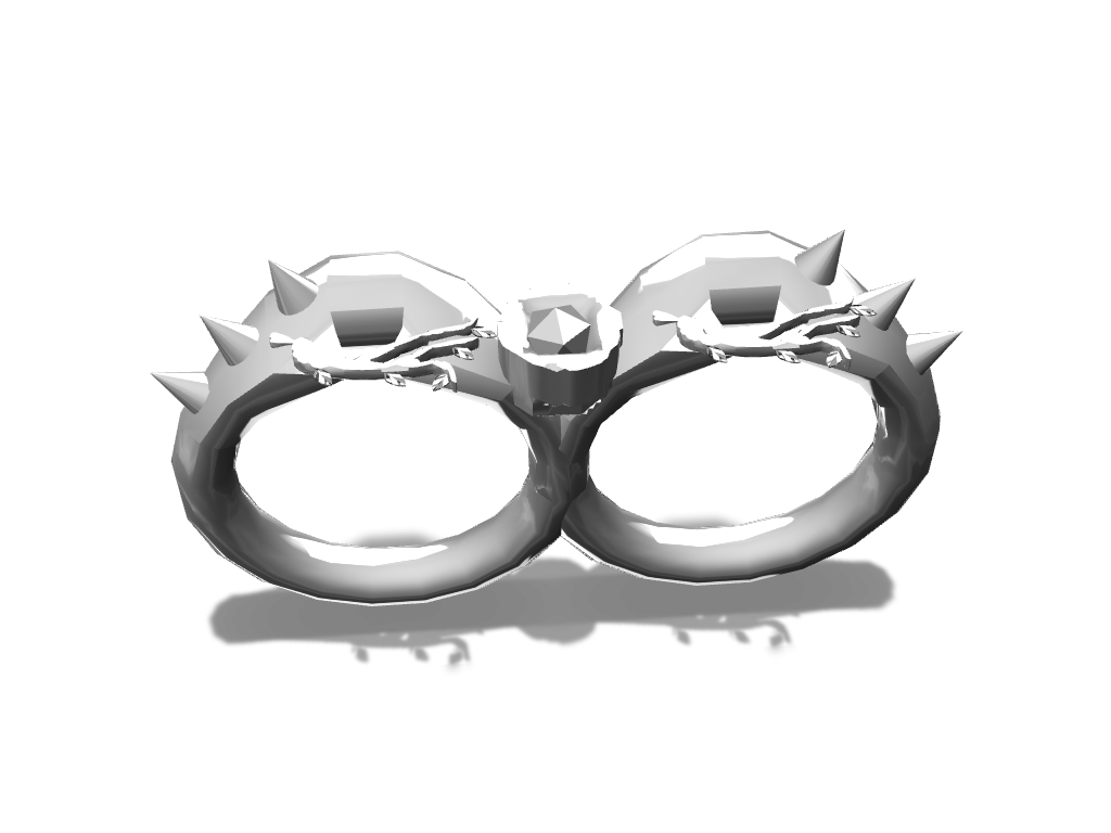 Torny Rose Ring - 3D design by Haz-Azel Aug 10, 2017
