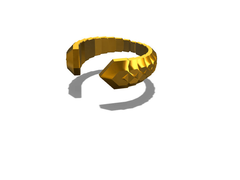 djart3's golden ring shop - 3D design by wbfnitzj19 Dec 4, 2017