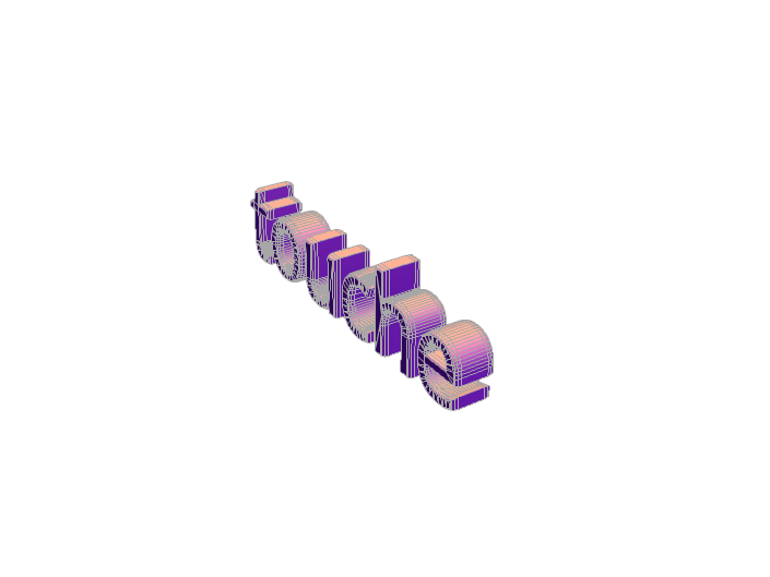 touche. - 3D design by Ice Man's cold on Mar 1, 2018