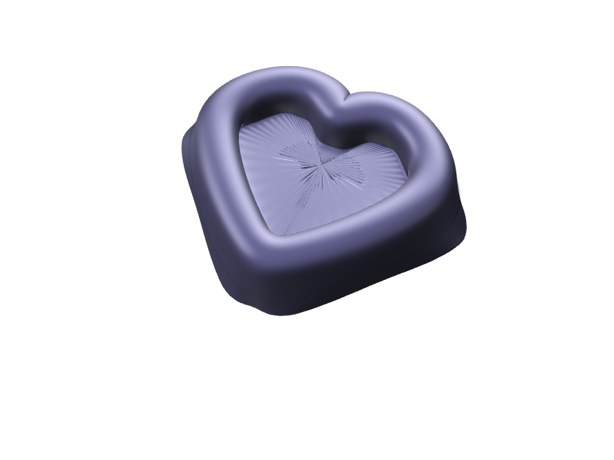 Project HEART OF SADNESS - 3D design by cs345052836 May 8, 2018