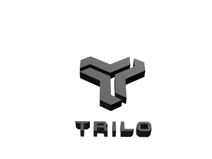 Trilo 3D - 3D design by Peter Barta on Apr 30, 2018