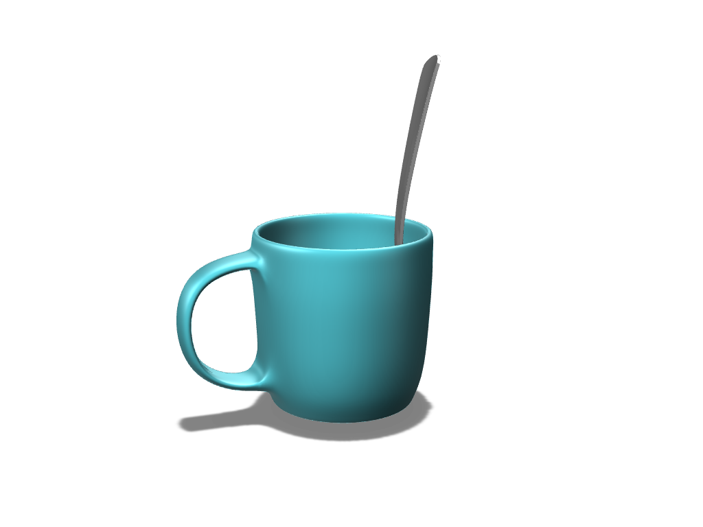 Cup o joe - 3D design by 1000268 on Mar 27, 2018