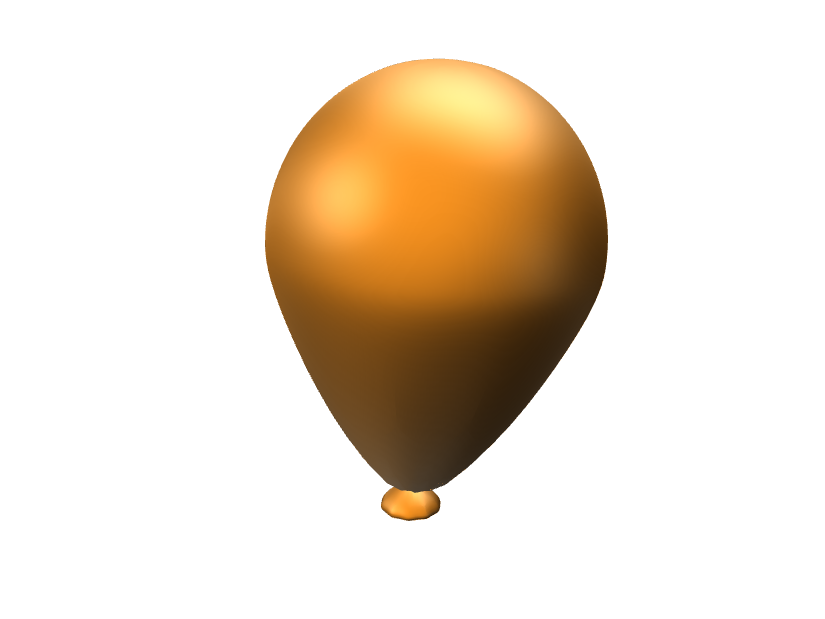 Balloon - 3D design by angiemaldom04 Apr 22, 2018