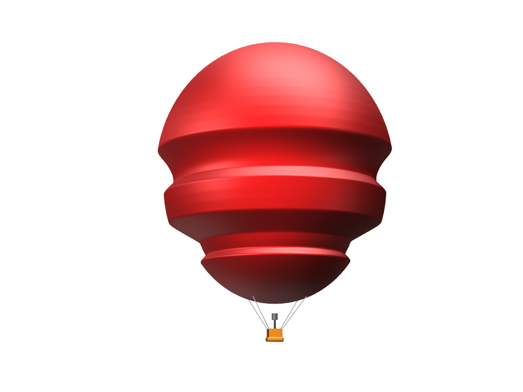 hot air baloon festival - 3D design by 6y.pasqualetto Apr 18, 2018