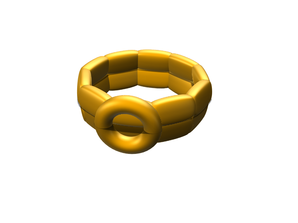 Ring - 3D design by marieke Elzer Jan 17, 2018