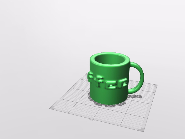 My Coffee - 3D design by Patrik Sep 25, 2017