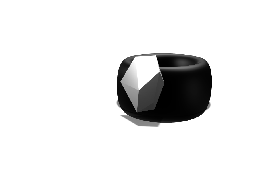 Ring - 3D design by SLeepyPSych0 Feb 16, 2018