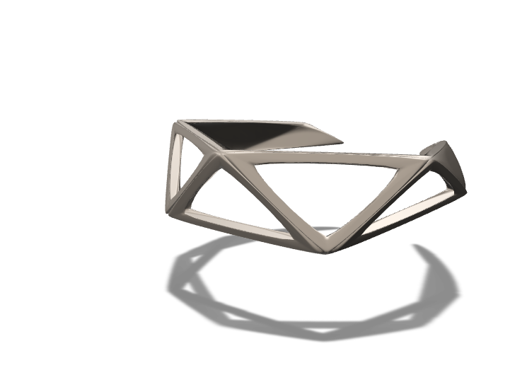 Bracelet1 - 3D design by Léanne Dupont Feb 15, 2018