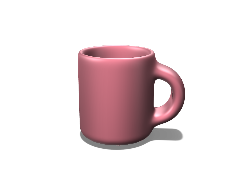 First Mug - 3D design by dbeltran21 Nov 1, 2017
