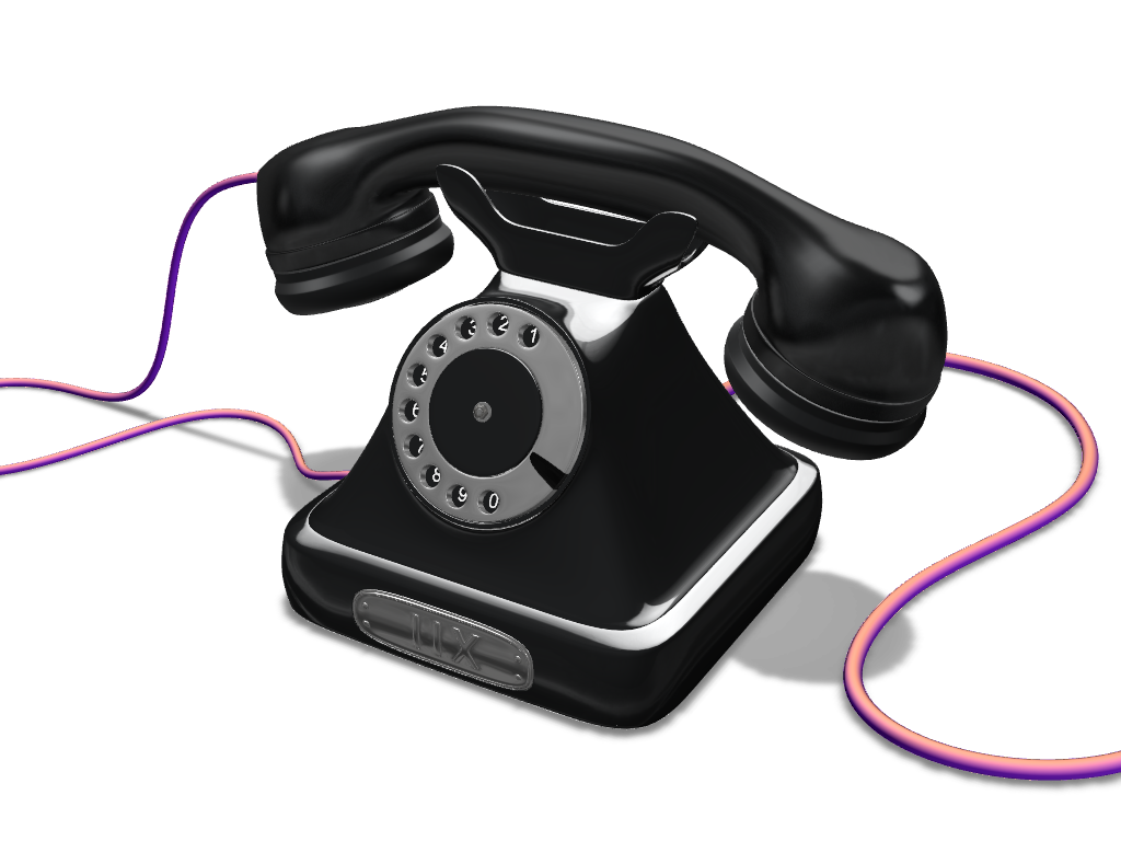 Old phone - 3D design by Adrian Jan 16, 2017