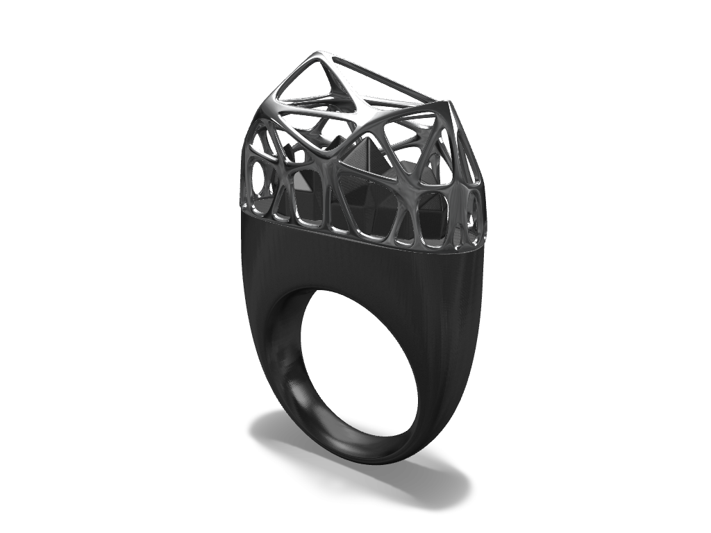 Ring 3.0 - 3D design by Adrian Feb 13, 2017